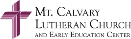 Mt. Calvary Lutheran Church and Schools